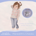 {Blubb} Meredith's Checks