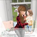 Little Moments-XOXO AD