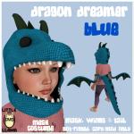 LL Dragon Dream Blue