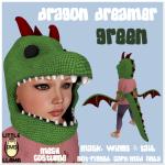 LL Dragon Dream Green