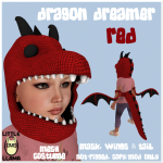 LL Dragon Dream Red