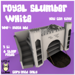 LL Royal Slumber White