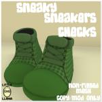 LL Sneakers Checks